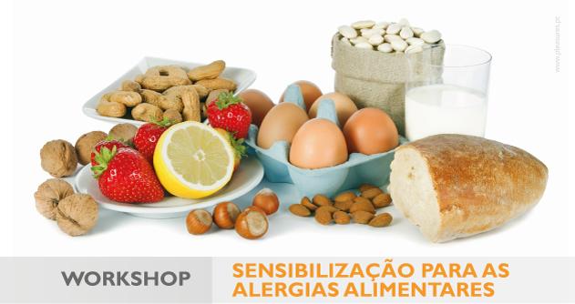 Sensibilização para as Alergias Alimentares