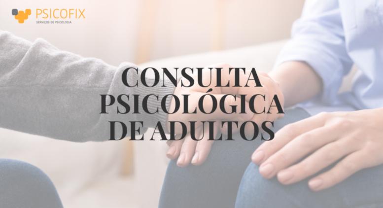 Consulta psicológica de adultos