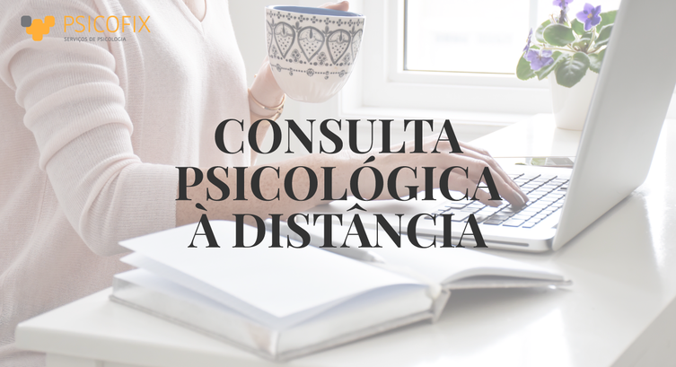 Consultas de Psicologia à Distância